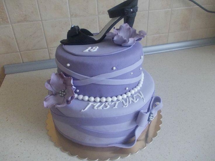 Cake for 18-tke