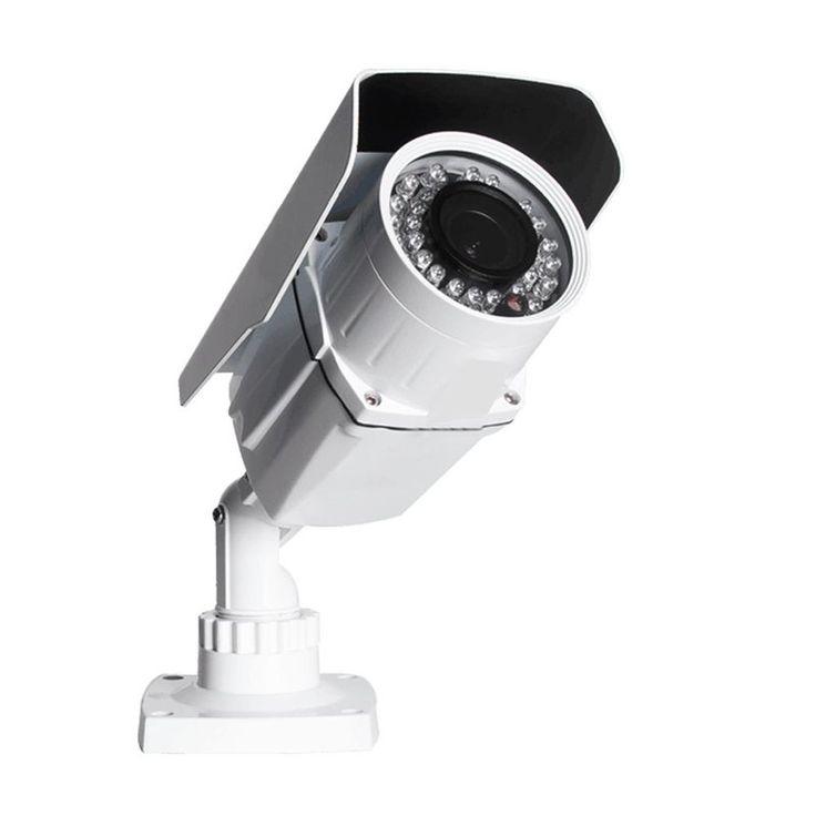 Câmera de Segurança Ir104 Lente 4mm 40 Metros 800 Linhas - ShopSeg - ShopSeg - Equipamentos de Segurança Eletrônica