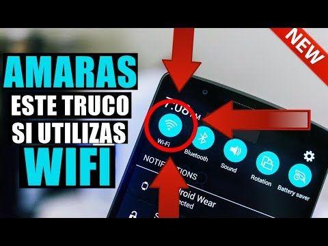 Amaras este TRUCO Solamante si usas WIFI en tu Teléfono!!