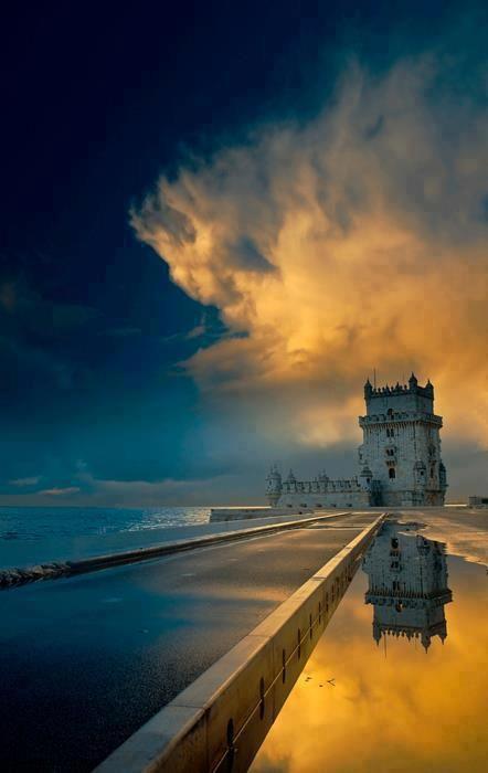 Torre de Belém #Lisbon