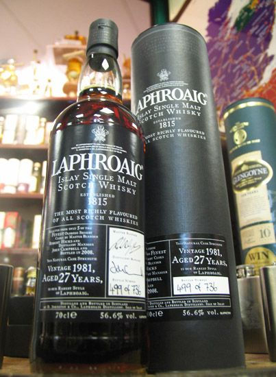 Laphroaig 27 Is The Best Peated Whisky of 2019 So Far