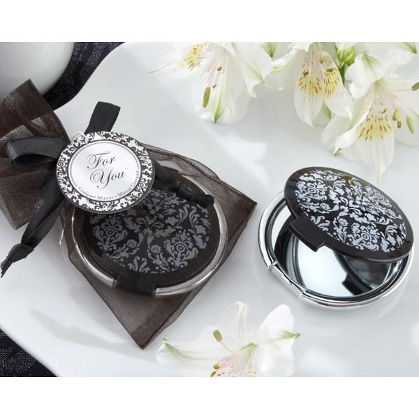 Espejo maquillaje practico regalos para invitados de boda, bautizos, comuniones, empresa