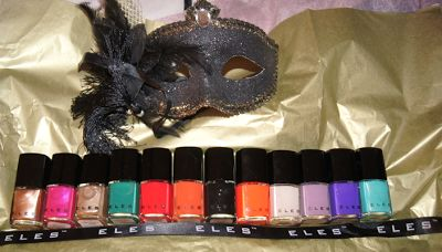 3B's - Baby, Beauty, Body & Beyond: Eles Masquerade Collection Review
