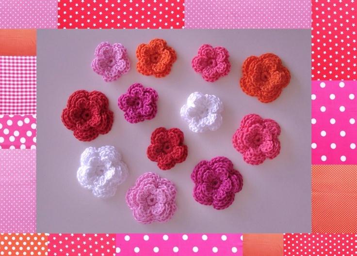 3-laags bloemetjes
