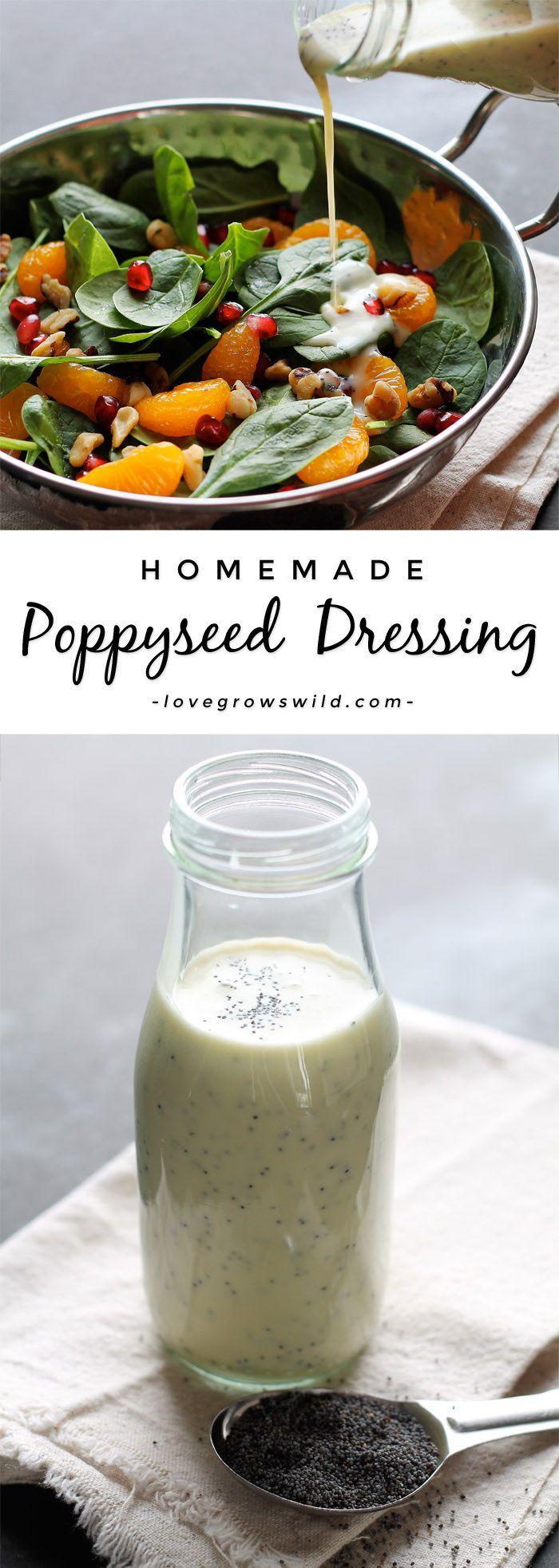 Poppyseed Dressing