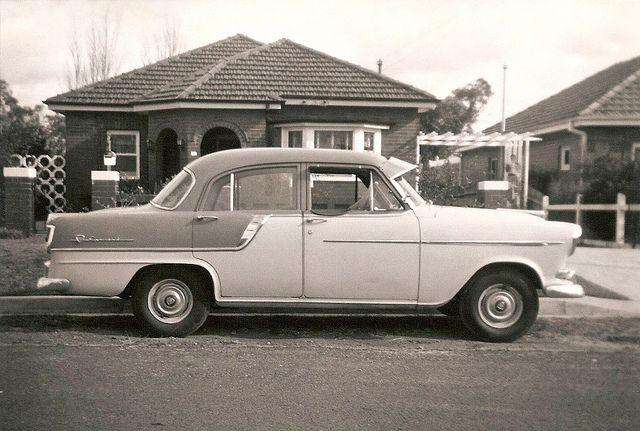 FC Holden Sedan.