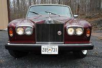 1978 Rolls-Royce Silver Shadow Sedan