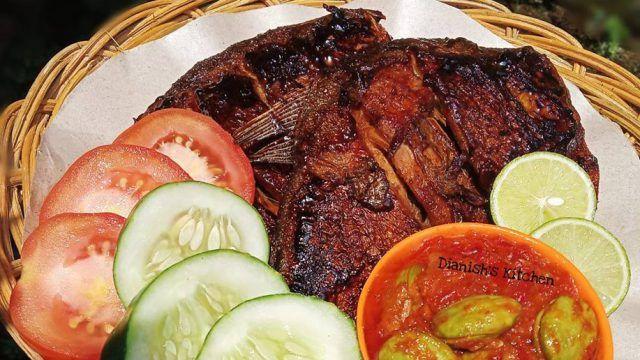 Bawal Teflon Resep Makanan Resep Masakan Masakan