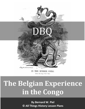 16 best dbqs document based questions middlehigh school dbq the belgian experience in the congo publicscrutiny Images