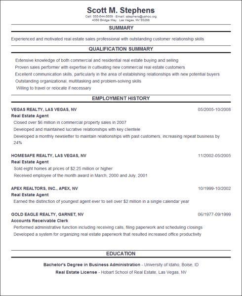 online job resume creator