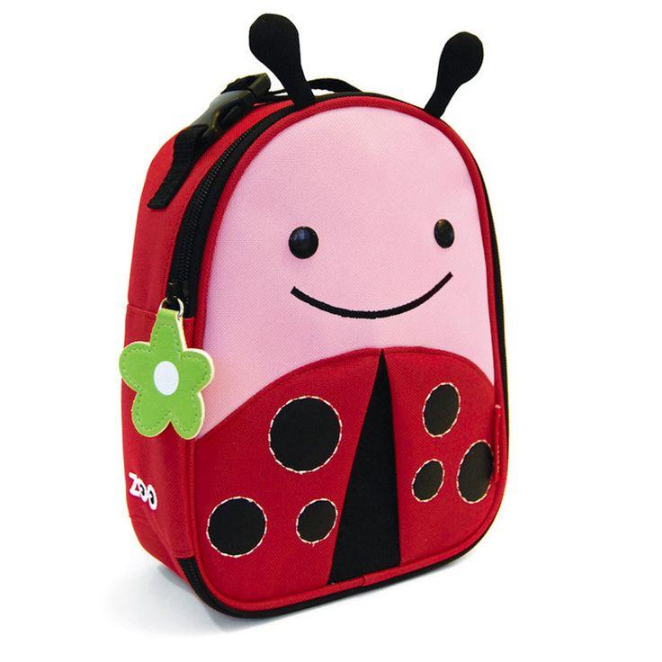 Skip Hop Ladybug Insulated Lunch Bag - Buy Baby Kids Lunchie Cooler Online