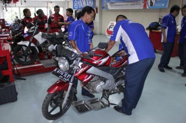 Ini Dia Fitur Tahan Banjir Motor Injeksi Yamaha - Vivaoto.com - Majalah Otomotif Online