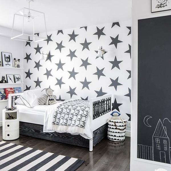 Cheerhuzz  Интересные детская комната, пятиконечная звезда обои  https://cheerhuzz.com/collections/wall-paper/products/lucky-star-wallpaper-wp157?variant=6359732036