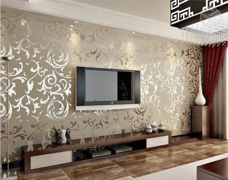 papel de paredes decoração