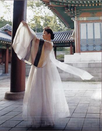 Modern Bridal Hanbok