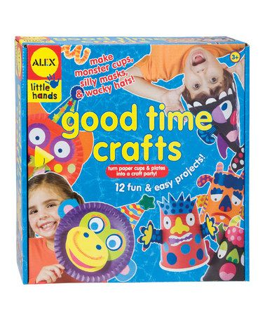 Good Time Crafts by ALEX #zulily #zulilyfinds