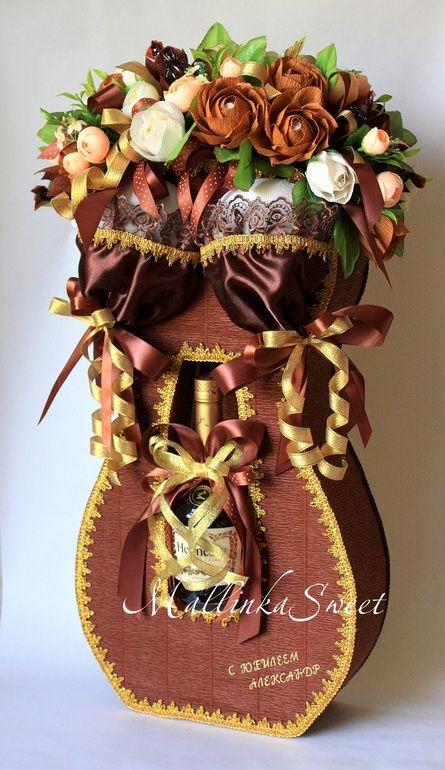 Букеты из конфет. (Только ГОТОВЫЕ работы) - Сообщество «Рукоделие» - Babyblog.ru - БУКЕТЫ ИЗ КОНФЕТ