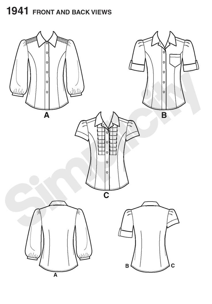 type of sleeves