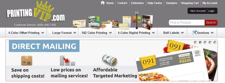 Online printer and design service provider with thousands of online easy to use pre-designed templates to choose from for business cards, flyers, club flyers, brochures, yard signs, vinyl banners and more. http://www.printingvip.com