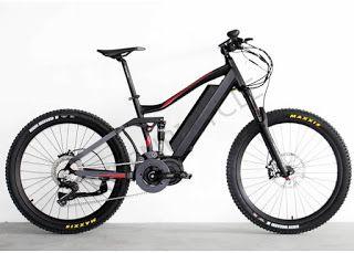 27.5er Aluminum Enduro Suspension Mountain Bike Frame TFM636: 27.5er Boost Electric Enduro Full Suspension Mount...