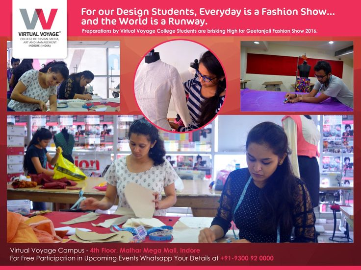 Our enthusiastic Fashion Design Students are on their toes as they prepare their Garments for Gitanjali Fashion Show 2016 under the guidance of Mam Rati, Mam Shreshi, Mam Rupali and Sir Hemant. So, Guys keep counting and keep your hopes high as the countdown would shortly begin for Gitanjali Fashion Show 2016 where these Garments by Virtual Voyage Students will be showcased, shortly!