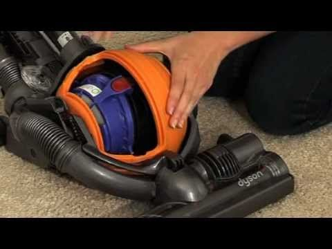 how to open dyson dc29