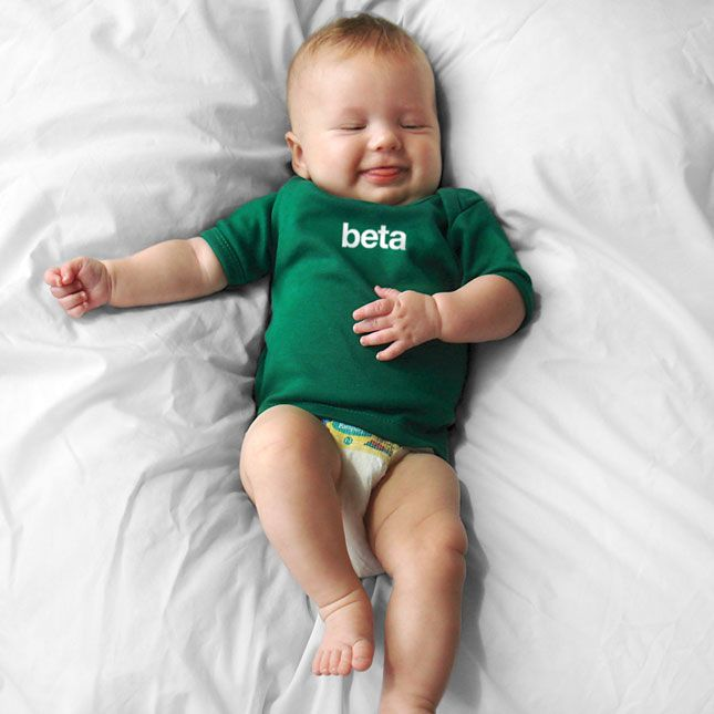 Beta | 20 Hilarious Baby Onesies