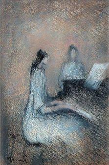 PIANIST By Elvi Maarni