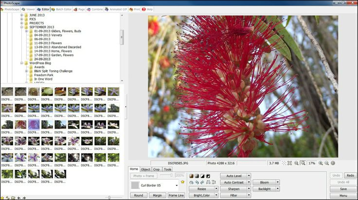 Perfect editing tutorial - Photoscape