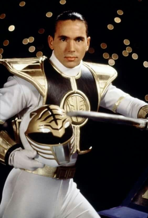Who can I get to admit Tommy as the white ranger was better than Tommy as the green ranger and the green ranger is a bit over rated