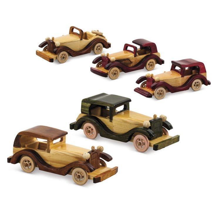 Αυτοκίνητα αντίκες για μπομπονιέρα βάπτισης αγοριού με vintage στιλ.