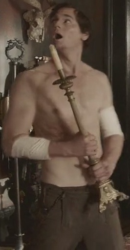 Abraham Lincoln: Vampire Hunter (2012)  starring Benjamin Walker, Dominic Cooper, and Rufus Sewell