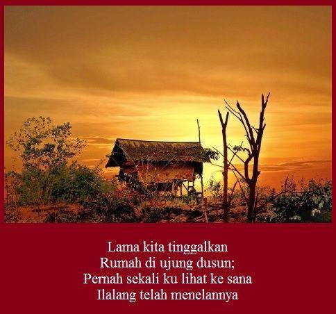 Puisi Tarsisius Ramto Idong (TRI); RUMAH KITA UPE