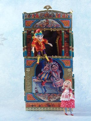 Punch and Judy TheatrePuppets Theater, Puppets Pandamonium, Paper Dolls, Shops, Old World, Puppets Theatres, Puppets Puppettheaterw Puppets, Puppets Stuff, Paper Theater