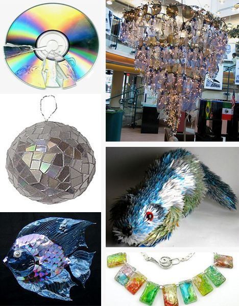 17 best ideas about compact disc on pinterest cd project for Waste cd craft ideas