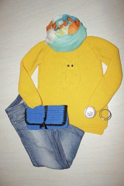 *-))))) sweater