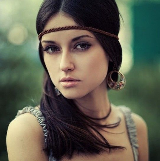 Make up carnevale da indiana