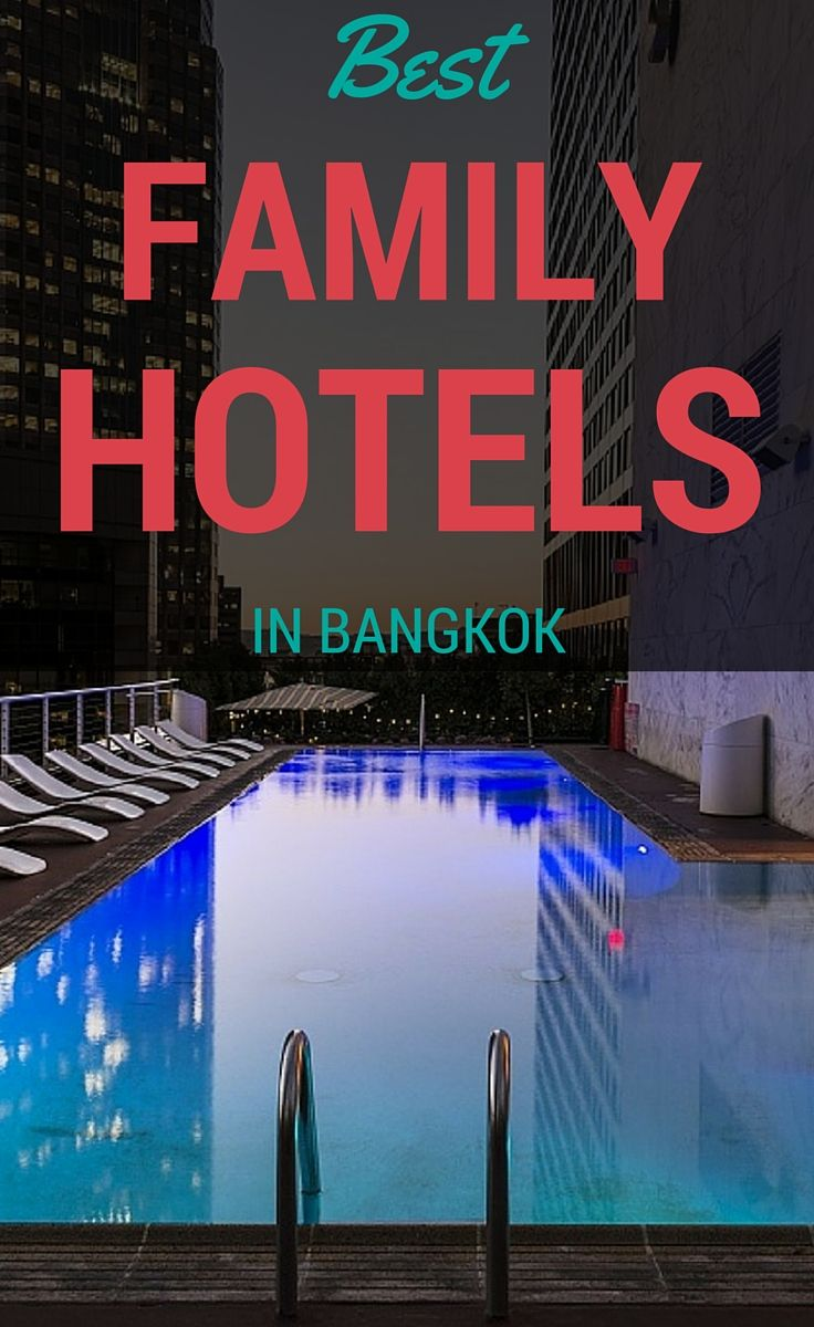 Our guide to the best family hotels in Bangkok - a fabulous city to visit with kids. http://www.wheressharon.com/best-family-accommodation/best-family-hotels-in-bangkok/