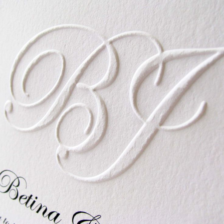 Im fascinated by the thought of an embossed initials for Embossed tattoo designs