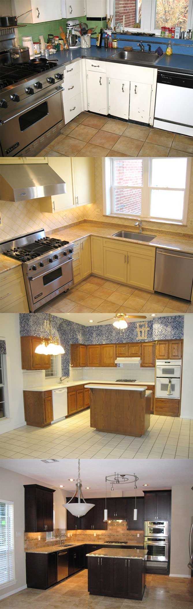 47 best paint images on pinterest blue rooms colors and for Diy luxury kitchens