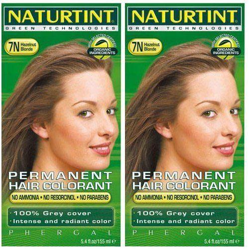 Naturtint - Hair Dye - 7N Hazelnut Blonde | 135ml | BUNDLE by Naturtint -- Click image for more details. #hairnourishing