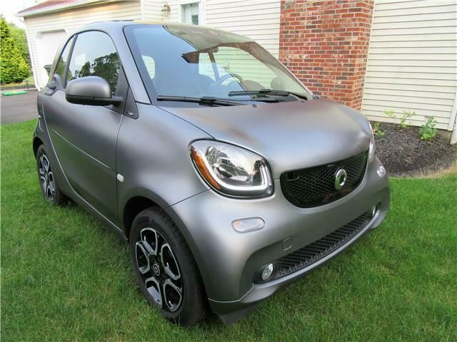 Ebay Advertisement 2017 Smart Fortwo Electric Drive Prime 2017
