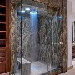 contemporary bathroom by Young Brothers