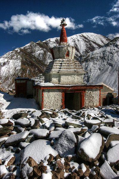Ladakh, India #NomadsSecrets