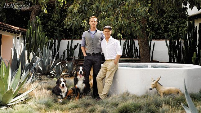 Ryan Murphy (American Horror Story creator) With Husband David Miller
