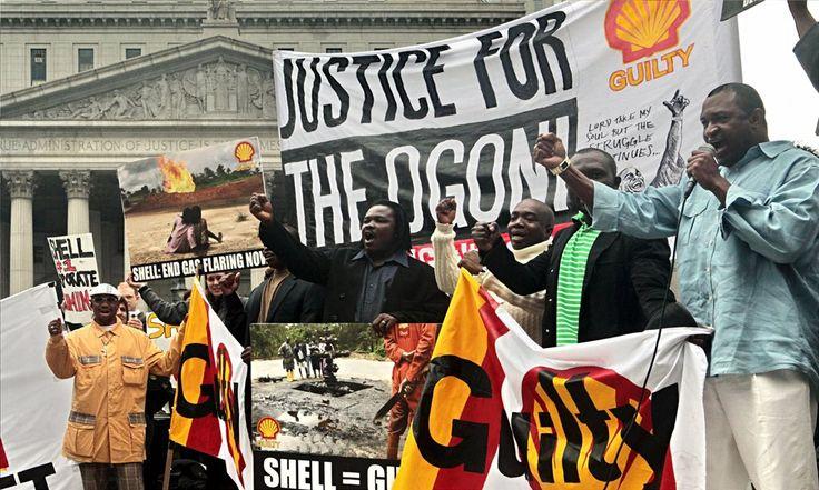 Βρετανία: Στα δικαστήρια έστειλαν τη Shell 15 χιλιάδες Νιγηριανοί