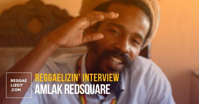 INTERVIEW: Amlak Redsquare @ Kingston, Jamaica  #AmlakRedsquare #AmlakRedsquare #AmlakRedsquareinterview #BookOfJudges #ReggaelizinInterview #RSQRBProductions #SpraggaBenz