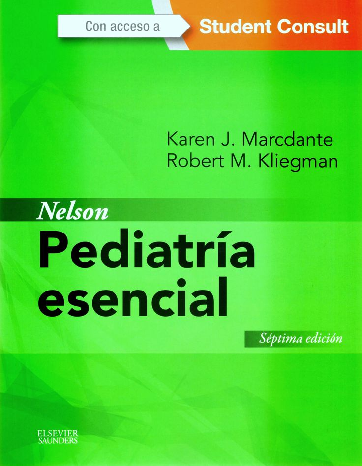 Nelson Pediatria esencial