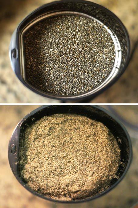 ground seeds
