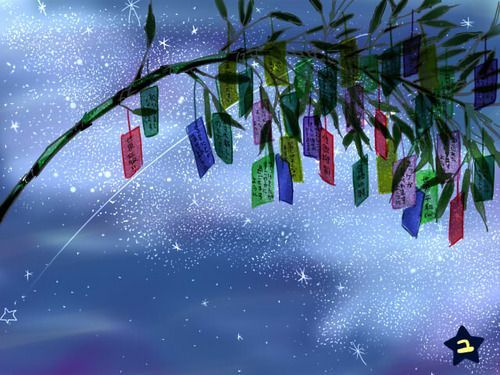 tanabata picture story